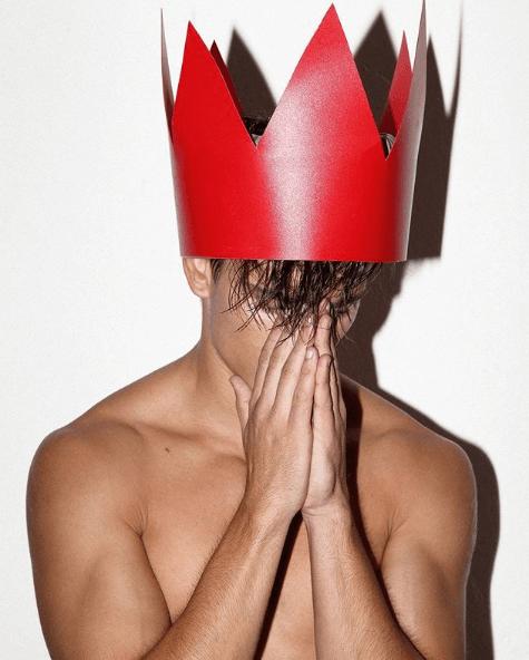 Le foto del magazine di moda Coutis