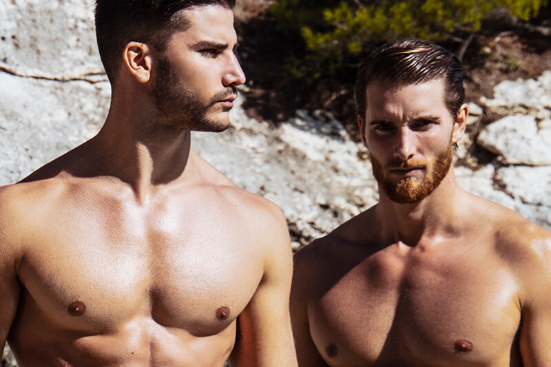 Bon Voyage, la nuova campagna super sexy di ES Collection